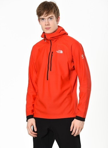 The North Face Polar Sweatshirt Kırmızı